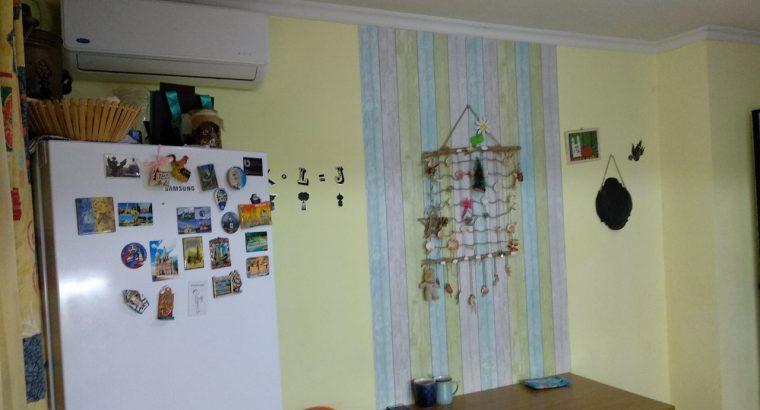 Продается уютная 2 комнатная квартира на Ботанике