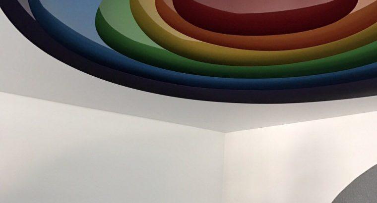 Уникальные многоуровневые резные потолки Apply любых цветов и форм!!!