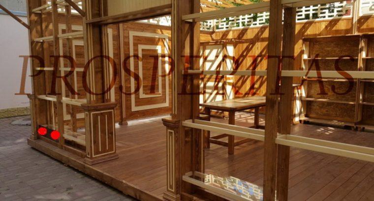 Павильон — стенд эксклюзив выставочный, презентационный любых представ. мероприятий (быстросборный)
