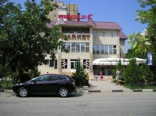 Vânzarea unei clădiri comerciale cu 4 etaje în Moldova. Ungheni