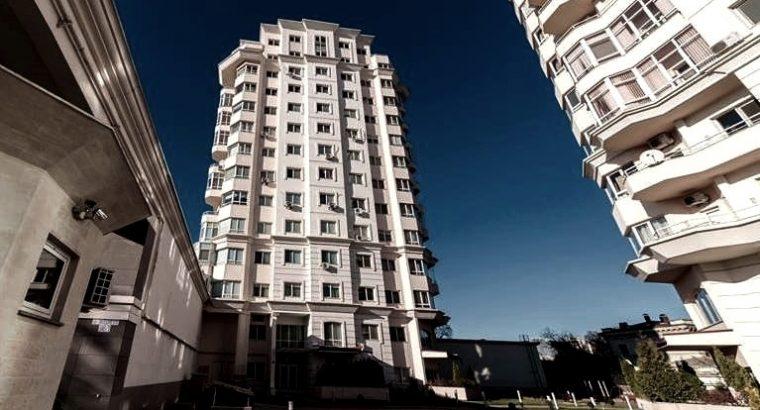 2-комнатная квартира в центре Кишинева. Жилой комплекс Crown plaza 125 000 €