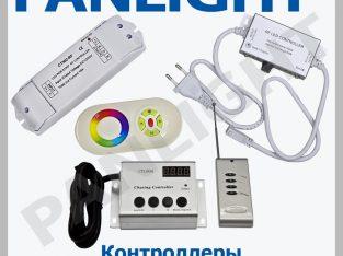 CONTROLLER PENTRU BANDA LED RGB, AMPLIFICATOR, RGB CONTROLER, PANLIGHT, ILUMINAREA CU LED IN MOLDOVA