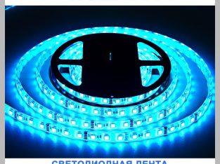 BANDA LED RGB CU TELECOMANDA, BANDA LED MULTICOLOR, PANLIGHT, ILUMINAREA CU LED IN MOLDOVA