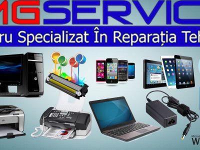 Centrul specializat MGService pentru repararea echipamentelor