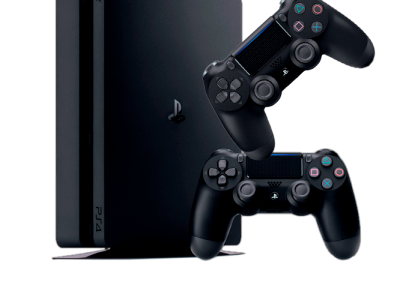 Консоль Sony Playstation 4 Slim