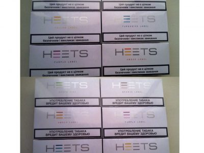 Heets sticks оптом, цена от прямого импортёра.