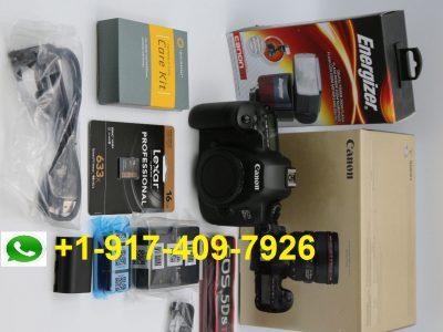 Новые камеры Canon и Nikon