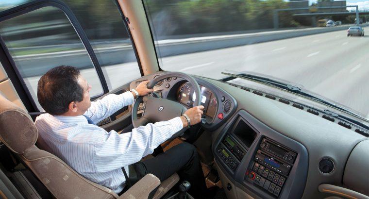 Lucrați în Germania! Se doresc șoferi de autobuz!