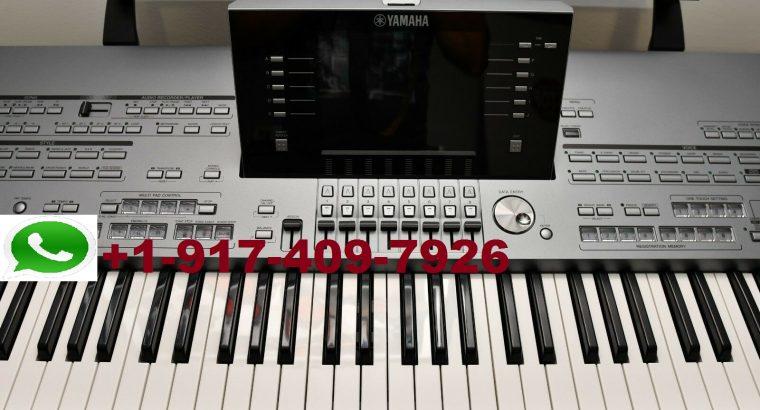 Noua tastatură Korg și Yamaha
