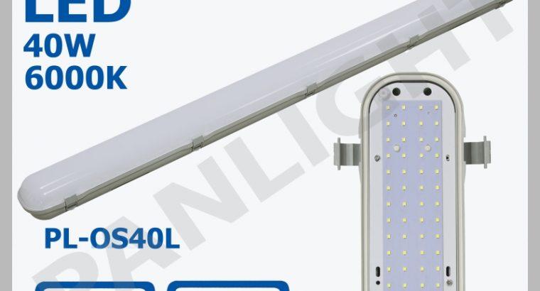 Светодиодные светильники герметичные, промышленные