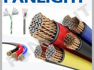 Cablu electric, fir electric, cabluri conductoare