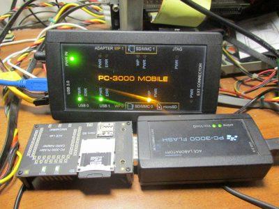 Восстановление данных с ANDROID, SSD, SD, HDD, EMM