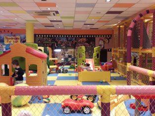 Семейный развлекательный центр «BananaKIDS»