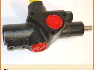 Гидрораспределительный клапан c открытым контуром