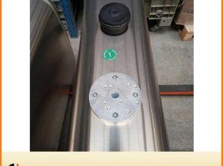 Rezervor hidraulic (rezervor hidraulic) în afara cabinei 160 l