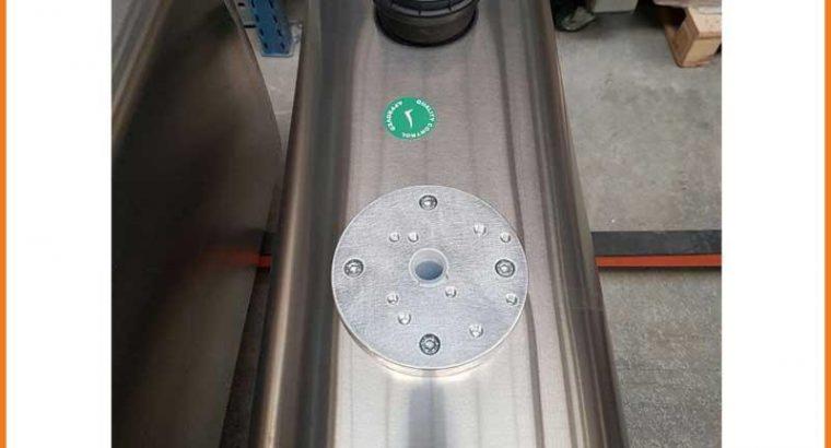 Бак гидравлический (гидробак) закабинный 160 л