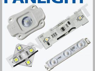 MODULE CU LED, PANLIGHT, ILUMINAREA CU LED IN MOLD