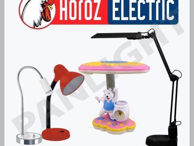 LAMPI DE BIROU SI DE VEGHE, LAMPA DE MASA LED, PAN