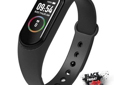 ! Brățară fitness M4 Chic analogică XiaoMI
