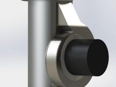 Дымосос Exhauster H-0160 | Биопром