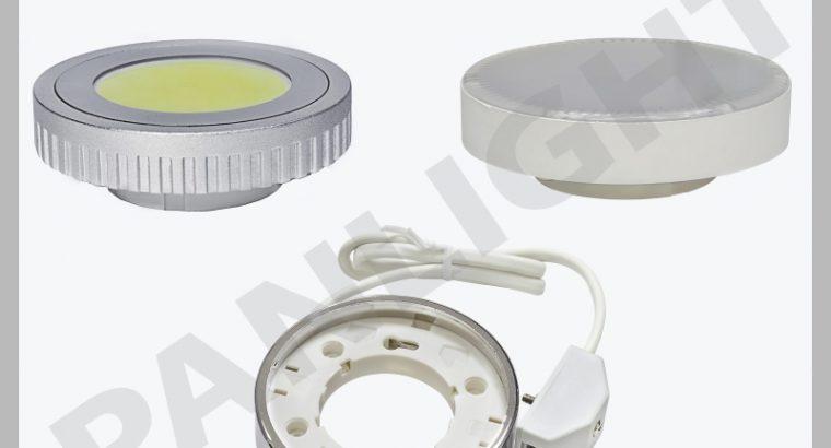 LAMPI GX53, PANLIGHT, GX53 LED, BECURI LED, ILUMIN