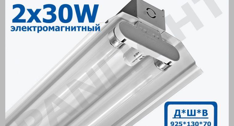Люминесцентные светильники, светильники для бактер