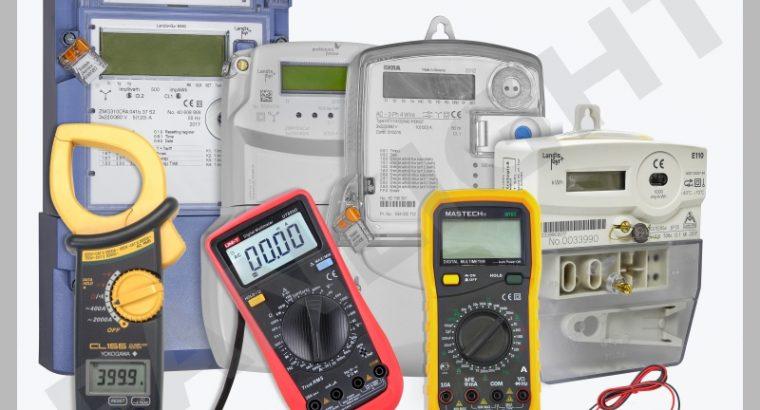 CONTOARE DE ENERGIE ELECTRICA, CONTOARE ELECTRICE