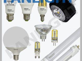 LAMPI LED, LAMPI FILAMENT, LED