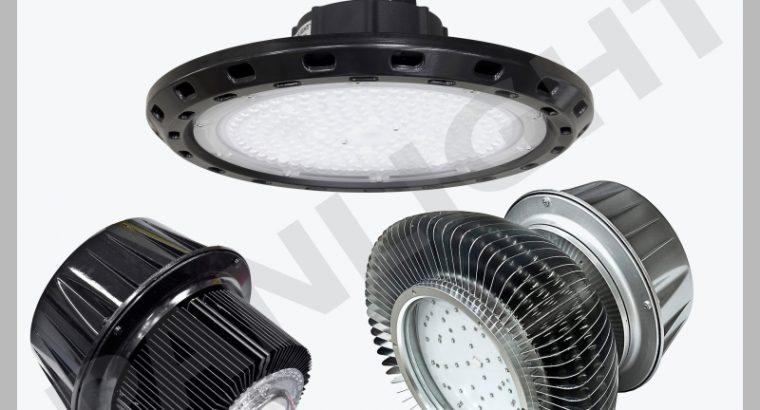 Светодиодные промышленные светильники подвесные, п