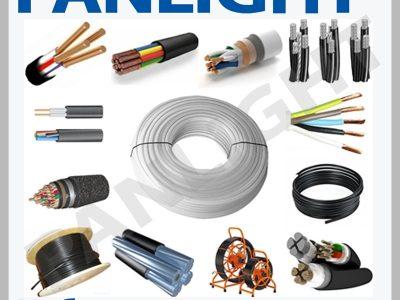 Produse de cablu, sârmă, cablu de alimentare, email