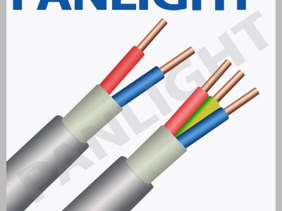 Кабель силовой NYM, провод электрический, провод и
