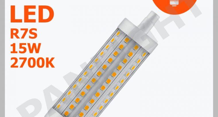 Светодиодная лампа для прожектора R7s, лампы Osram