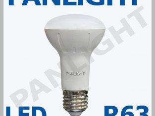 Светодиодные лампы r63, panlight, светодиодное осв