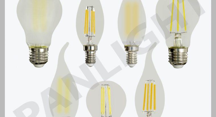 Bec led, becuri cu led in Moldova, panlight, filam
