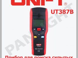 DETECTOR METALE/CABLURI/LEMN UNI-T UT387B, DETECTO