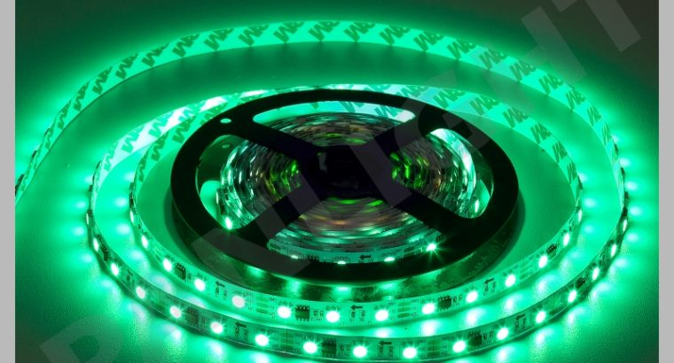 BANDA LED RGB 5050 DIGITALA, ILUMINAREA CU LED