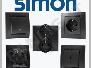 Simon Grafit, prize culoare neagra, prize si intre