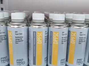 Curățătoare eficiente pentru filtrele de particule DPF