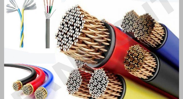 Кабельная продукция, провод, силовой кабель, эмаль