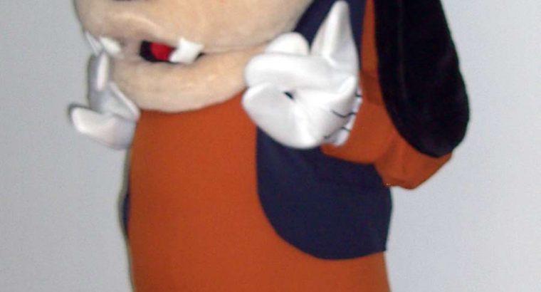 Mascote pruducerea, Маскоты — ростовые костюмы