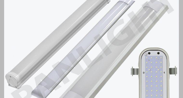 LAMPA LED-LINEAR, CORPURI DE ILUMINAT CU LED, PANL