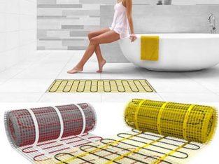 Reduceri maxime 2020 pentru podea caldă.