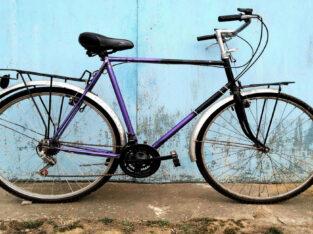 Vând o bicicletă