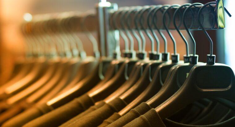 Sortarea hainelor în POLONIA