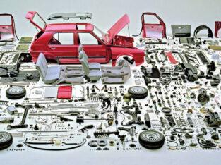 Muncitori în Industria Automobilelor. GERMANIA