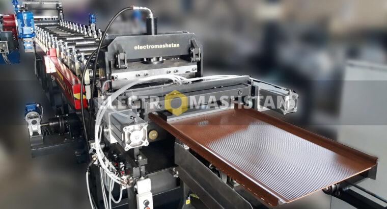 Оборудование для производства фальцевой кровли