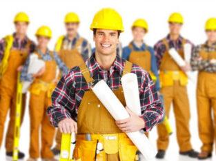Locuri vacante în construcție