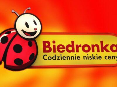 Lucru în Polonia. Supermarketul BIEDRONKA