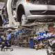 Uzina de zincare a pieselor pentru automobile