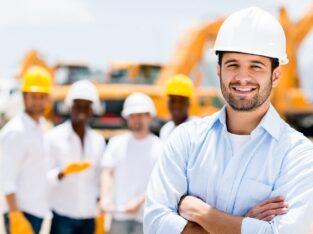 Muncitori calificați în construcție. POLONIA